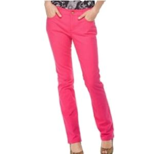 Lilly Pulitzer Mainline Straight size 8 jeans